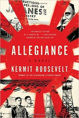 Allegiance by Kermit Roosevelt