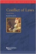 Conflict of Laws by Kermit Roosevelt
